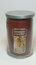 Yankee Candle AUTUMN WREATH 22 oz 2-Wick Classic Tumbler Candle  - $27.67