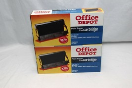 Office Depot Fax Cartridge Brother PC 401 Set of 2 - $20.09