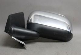 07 08 09 Chrysler Aspen Left Driver Side Power Folding Chrome Door Mirror Oem - $84.14