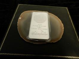 Silvertowne Prospector Bar 10 Troy Ounces .999 Silver Bullion Bar - $350.00
