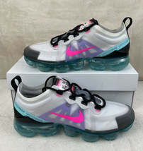 "NEW Nike Air Vapormax 2019 ""South Beach"" AR6632-005 Women's Size 7 - $158.35"