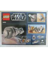 Lego Star Wars Droid Escape 9490 NIB - $28.04