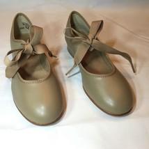 Liberts Shoes Girls Dance Ribbon Tie SZ 10 - 1.5 Tyette 2112 Youth NEW T... - $12.98