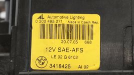 04-06 BMW E83 X3 HID Xenon AFS Headlight Driver Left LH image 5