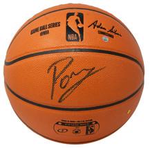 Kristaps Porzingis Signed Dallas Mavericks Spalding Basketball Fanatics - $325.70