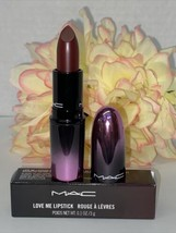 MAC Love Me Lipstick 410 LA FEMME NIB Full Size Authentic Fast/Free Ship... - $12.82