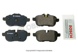 BMW E89 REAR Brake Pad Set BOSCH QUIETCAST +1 YEAR WARRANTY - $58.85
