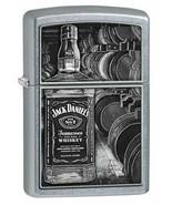 Classic  Jack Daniels Barrel Room Zippo Lighter  - $28.45