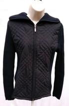 Women's Croft and Barrow Sweater Vest Jacket- Size XS - $23.74
