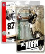 Joe Horn New Orleans Saints McFarlane action figure NFL Football - $69.29