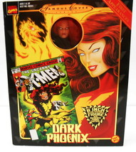 "DARK PHOENIX FIRST APPEARANCES X-MEN MARVEL FAMOUS COVER SERIES 8"" ACTIO... - $37.62"