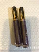 Milani Stellar Lights Holographic Lip Gloss #06 Kaleidscope Purple Lot of 2 New  - $13.86