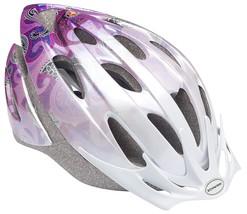Schwinn Thrasher Women Helmet Bicycle Cycling Pink Purple Protective Bike Rider - $29.17