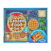 Melissa & Doug Store and Serve Frozen Food Resealable Cloth  - $31.29