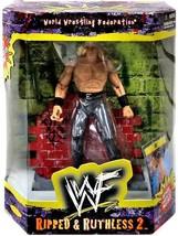 Triple HHH 1998 WWF Ripped & Ruthless 2 Action Figure NIB JAKKS Pacific ... - $25.98