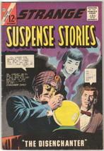 Strange Suspense Stories Comic Book #68 Charlton Charlton Comics 1963 FINE - $13.08