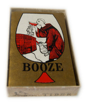 Vtg Set of 10 Unused -TIBER New York- Party Booze Invitation Cards & Env... - $25.69