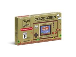 Nintendo Game & Watch: Super Mario Bros. - Not Machine Specific [Video Game] - $103.45