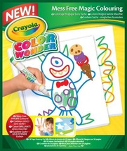 Crayola Color Wonder, Mess Free Coloring Pad, Refill Paper, 30 Blank Pages - $10.57