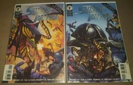 Starship Troopers #1 & 2 complete series movie adaptation 1997 dark horse comics - $6.00