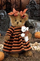 "Bearington Bears ""Julie & Ghoulie"" 10"" Collector Bear- Sku #181310 - 2009 - $39.99"
