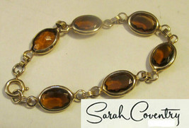 Vintage Sarah Coventry  Jewelry - #9983  Harmony Bracelet - $15.44