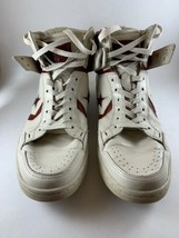 John Varvatos Converse Weapon Hi Top Fashion Sneakers Size 7.5 Mens - $54.45