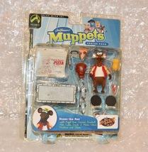 Muppet Palisades Rizzo Rat Figure - NEW - Muppets Series 4 - 2003 - $33.99