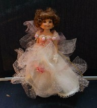 """Betsy McCall 11"""" Porcelain Doll by Tonner Pink Gown Out of the Box Hang Tag 1998 - $79.48"""