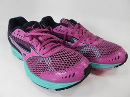 Mizuno Wave Sayonara 3 Size US 7 M (B) EU 37 Women's Running Shoes Black Pink