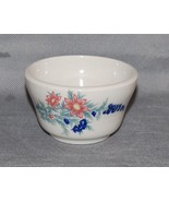 Sterling China Flower Pattern Soup Cups Small Bowl Restaurant Ware - $15.00