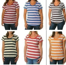 UG Apparel NCAA Women's Scoop Neck Tailgate Tee - Choose Team and Size! - $14.39
