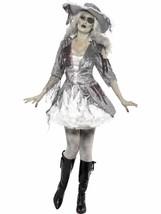 Bateau Fantôme Pirate Chasse, Halloween Déguisement, UK Taille 16-18 - $55.46