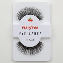 Visofree® #20 Jessica Lashes Handmade Professional Makeup False Fake Eye... - $4.35