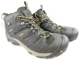 Keen Lansing Mid Size US 12 M (D) EU 46 Men's WP Steel Toe Work Boots 1018079
