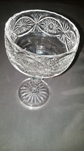 CIRCLEWARE 15.22 OZ. VINTAGE TALL FOOTED FRUIT/... - $30.00