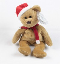 Ty 1997 Teddy Christmas Holiday Beanie Baby - $8.90