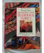 Decorating With Traditional Fabrics by Miranda Innes (1994, Hardcover) - $34.65