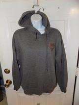Cottonella Cherokee North Carolina Gray Hooded Sweatshirt Size M Adult EUC - $24.30