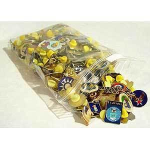 Primary image for USAF 100PCS Wholesale Pins Mix Grab Bag