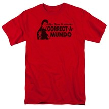 The Fonz Correct-A-Mundo Happy Days T Shirt classic tv show 70s 80s tee CBS438 image 1