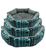 House Kintten Puppy Bed Kennel Pet Warm Dog Bed For Small Dogs Winter Pe... - $17.80+