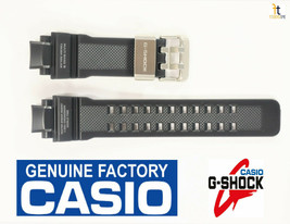 Genuine CASIO GW-A1100-1A G-Shock GravityMaster Rubber Wristwatch BAND - $89.95