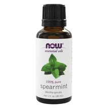 NOW Foods Spearmint Oil, 1 Ounces - $9.29
