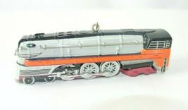 Lionel 2004 Hallmark Ornament 1939 Hiawatha Steam Locomotive Train - $9.99