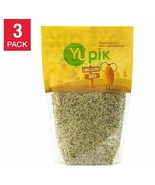NEW Yupik Orgainc Hulled Hemp Hearts 2.2 lb 3-pack FREE SHIPPING - $79.99