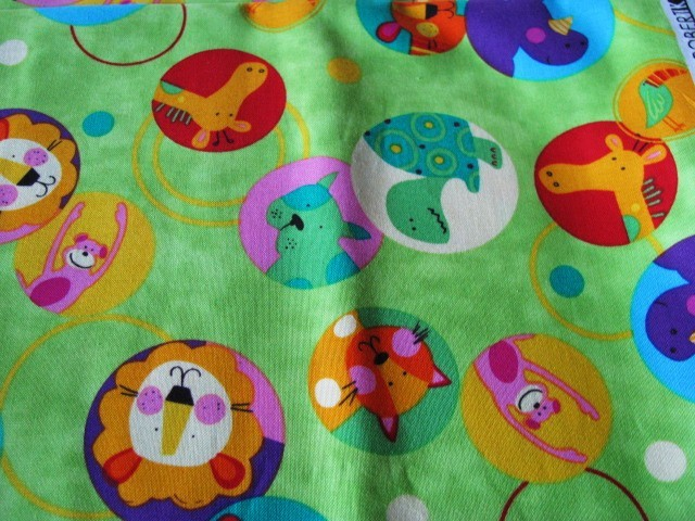 Quilts for kids by Robert Kaufman  Cotton Fabric Bright Colorful Children