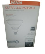 NEW Sylvania 79362 | 19W PAR30LN LED- 75W Equal - 15° - 3000K In/Outdoor - $18.50