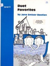 Bastien Piano Library Duet Favorites Level 2 - $3.95
