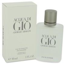 ACQUA DI GIO by Giorgio Armani Eau De Toilette Spray 1 oz for Men - $55.79